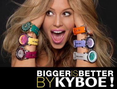 Kyboe horloges'
