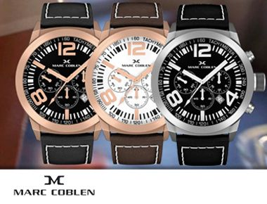 Marc Coblen horloges'