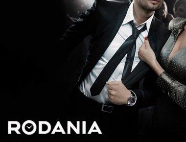 Rodania horloges'