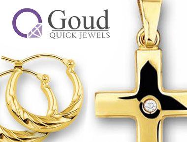 Quickjewels gouden sieraden'