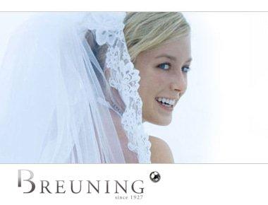 Breuning trouwringen'