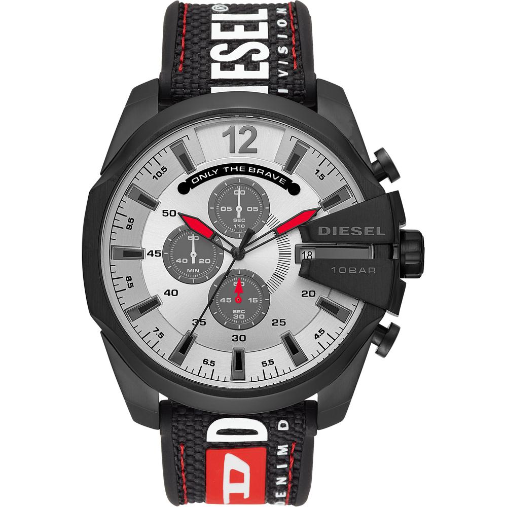 Diesel DZ4512 - Mega Chief - Horloge
