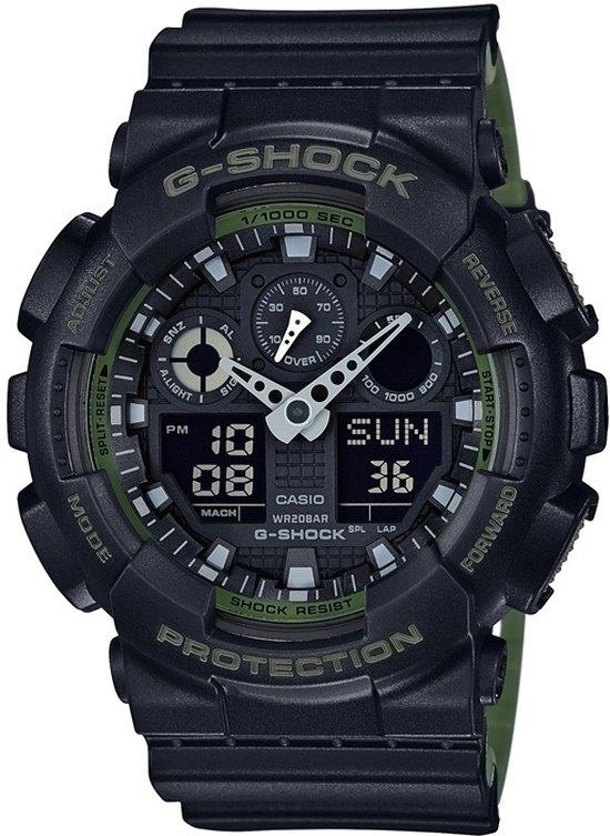 Casio G-Shock GA-100L-1AER - Classic horloge