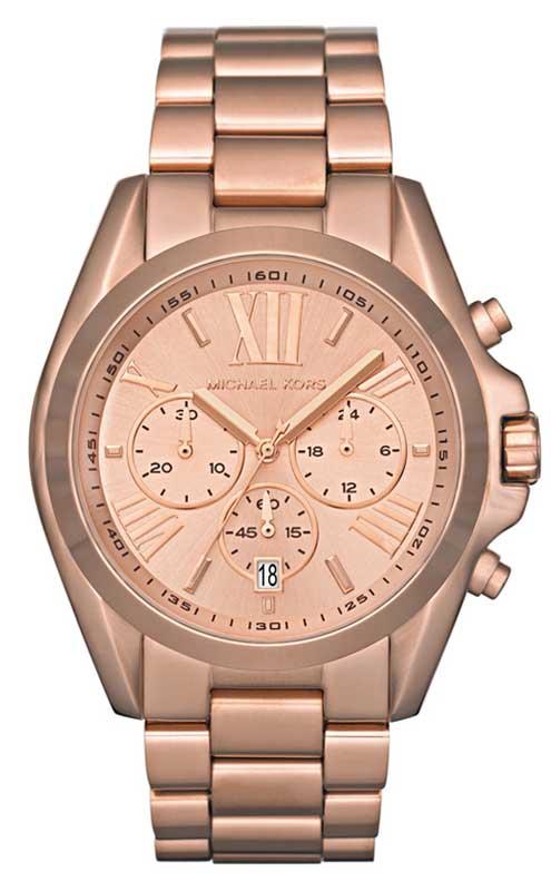 Michael Kors MK5503 Daily Wear Bradshaw unisex horloge