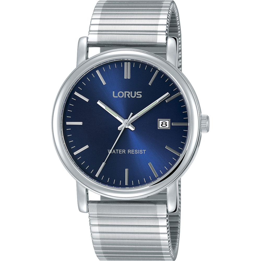 Lorus RG841CX8 Rekband herenhorloge