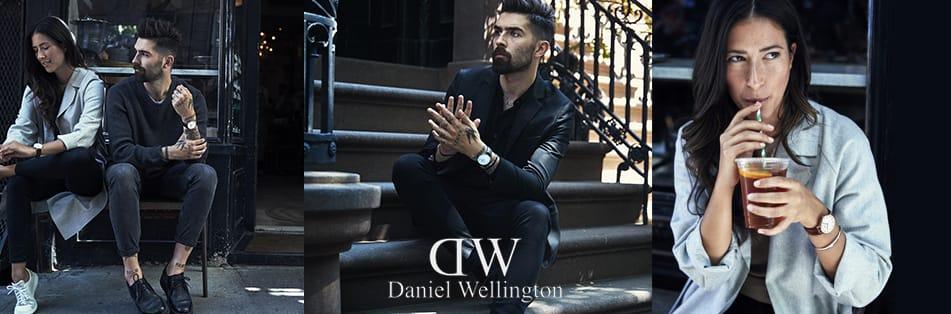 Daniel Wellington horloges