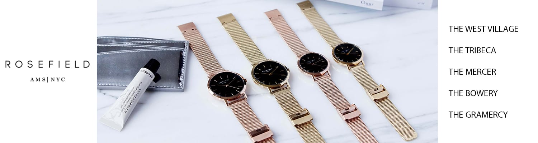 Rosefield dames horloges