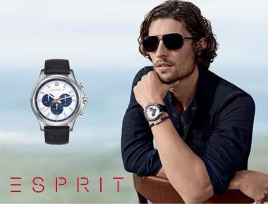Esprit heren horloges